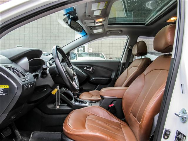 2014 Hyundai Tucson Limited (Stk: U06344) in Toronto - Image 10 of 25