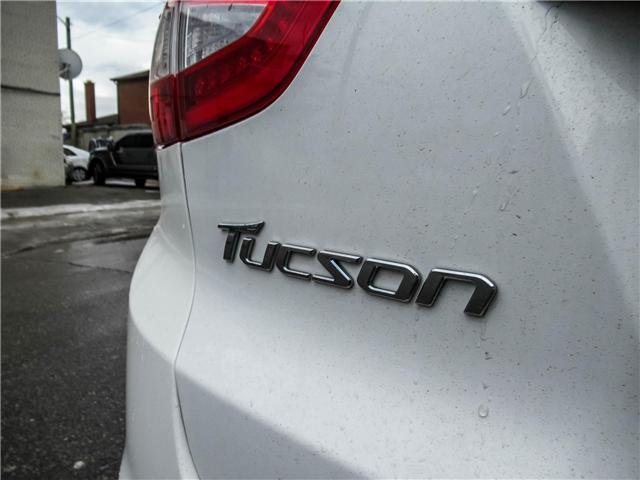 2014 Hyundai Tucson Limited (Stk: U06344) in Toronto - Image 17 of 25