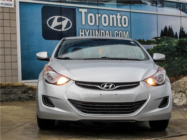 2011 Hyundai Elantra  (Stk: U06374) in Toronto - Image 2 of 4