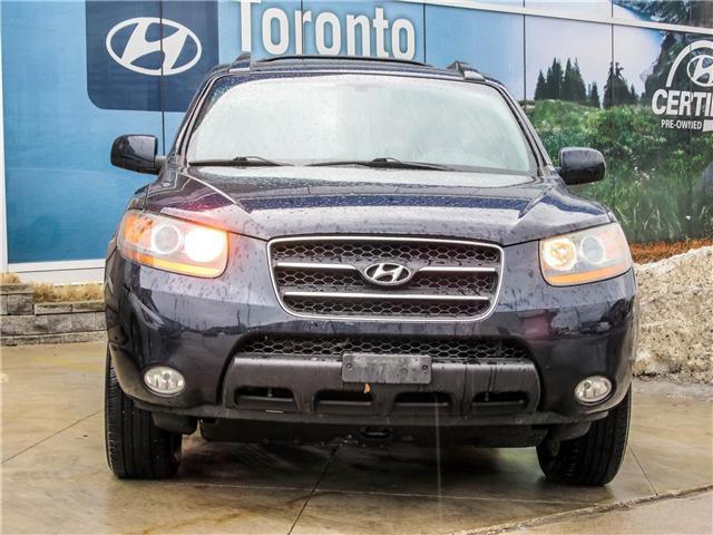 2008 Hyundai Santa Fe  (Stk: U06416) in Toronto - Image 2 of 10