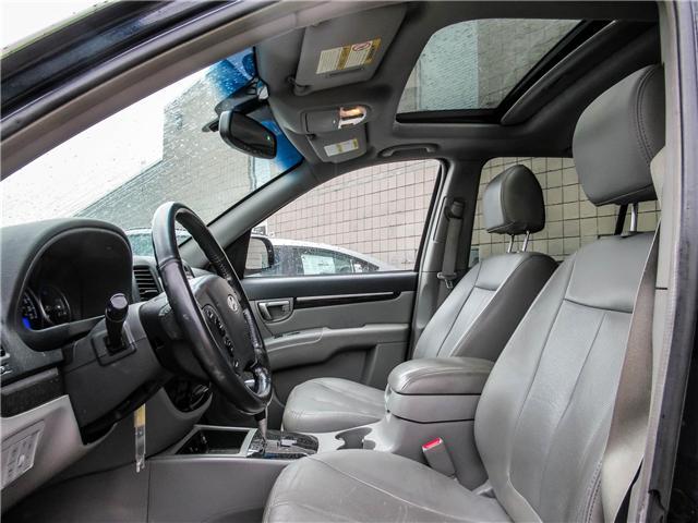 2008 Hyundai Santa Fe  (Stk: U06416) in Toronto - Image 5 of 10
