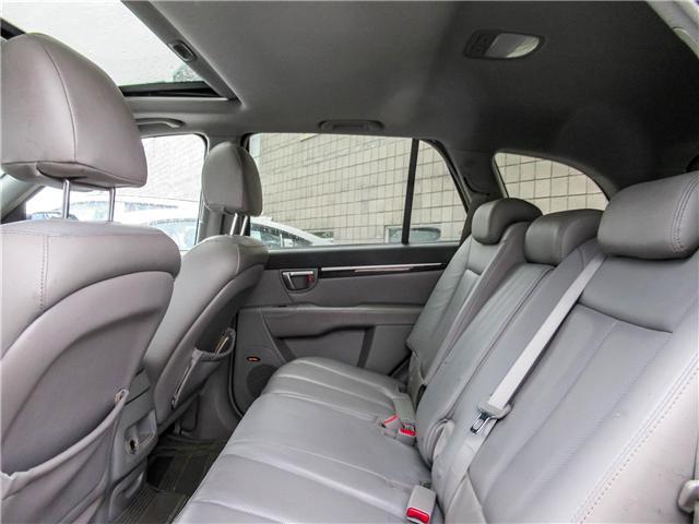 2008 Hyundai Santa Fe  (Stk: U06416) in Toronto - Image 6 of 10