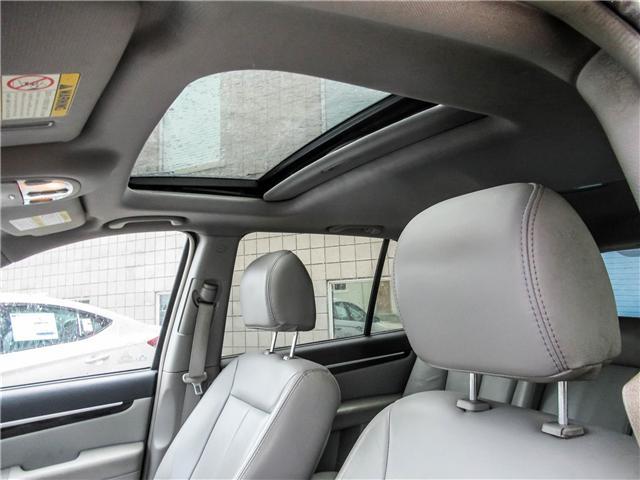 2008 Hyundai Santa Fe  (Stk: U06416) in Toronto - Image 10 of 10