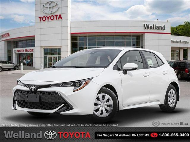 2019 Toyota Corolla Hatchback SE Upgrade Package (Stk: COH6393) in Welland - Image 1 of 24