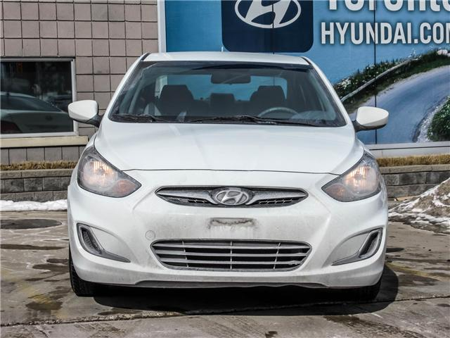 2014 Hyundai Accent GL (Stk: U06428) in Toronto - Image 2 of 13