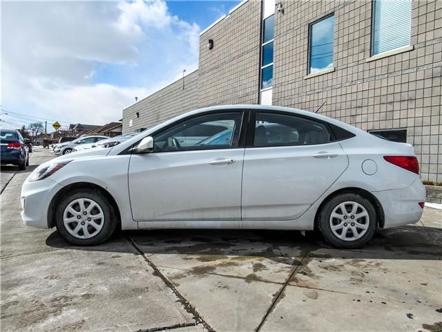 2014 Hyundai Accent GL (Stk: U06428) in Toronto - Image 4 of 13