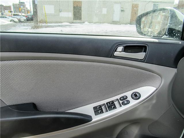 2014 Hyundai Accent GL (Stk: U06428) in Toronto - Image 5 of 13