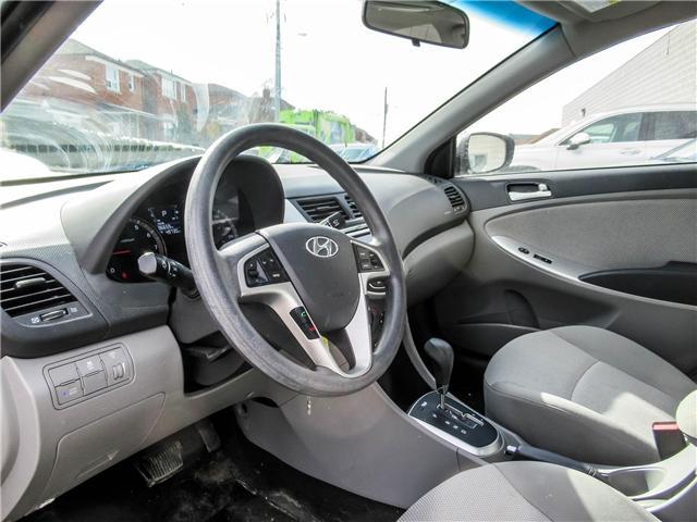 2014 Hyundai Accent GL (Stk: U06428) in Toronto - Image 6 of 13