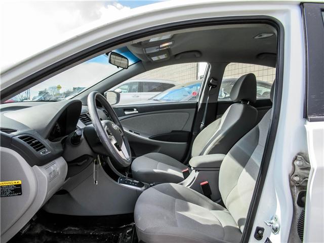 2014 Hyundai Accent GL (Stk: U06428) in Toronto - Image 7 of 13