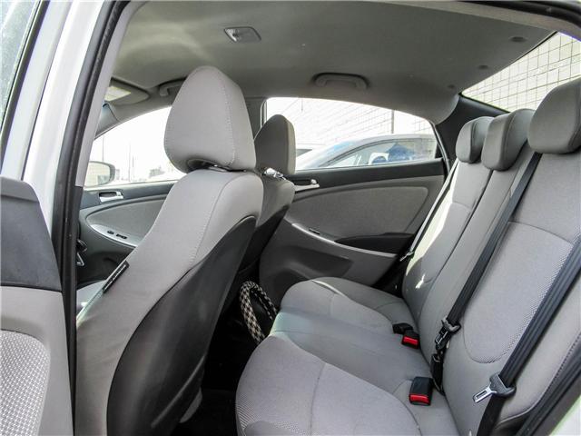 2014 Hyundai Accent GL (Stk: U06428) in Toronto - Image 8 of 13