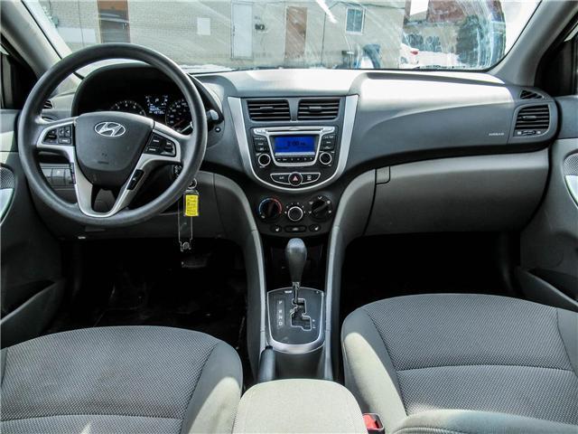 2014 Hyundai Accent GL (Stk: U06428) in Toronto - Image 9 of 13