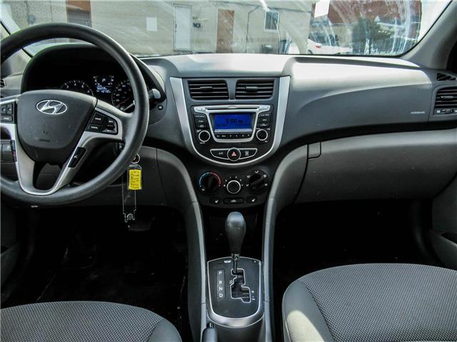 2014 Hyundai Accent GL (Stk: U06428) in Toronto - Image 11 of 13