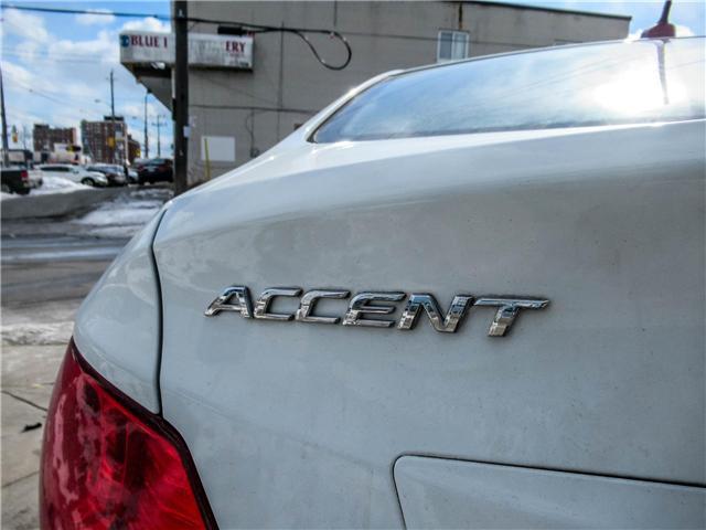 2014 Hyundai Accent GL (Stk: U06428) in Toronto - Image 13 of 13