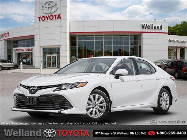 2019 Toyota Camry LE (Stk: CAM6434) in Welland - Image 1 of 24