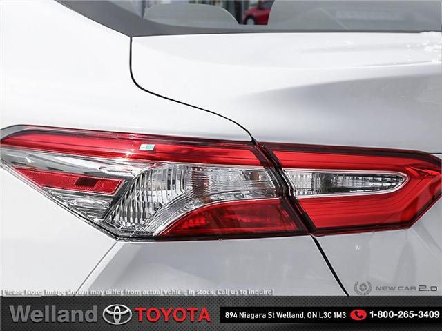 2019 Toyota Camry LE (Stk: CAM6434) in Welland - Image 11 of 24