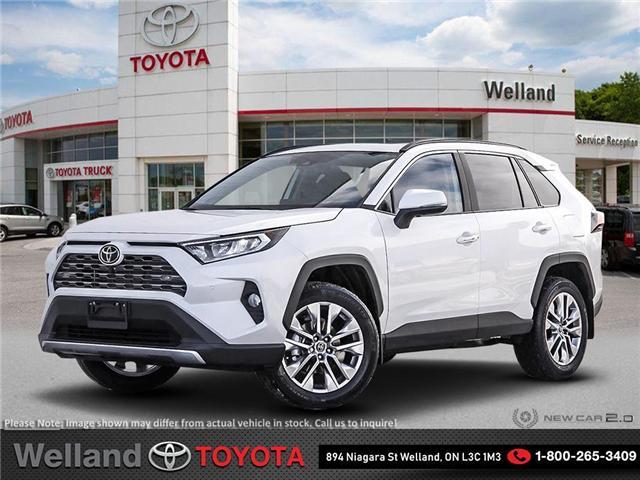 2019 Toyota RAV4 Limited (Stk: RAV6444) in Welland - Image 1 of 24