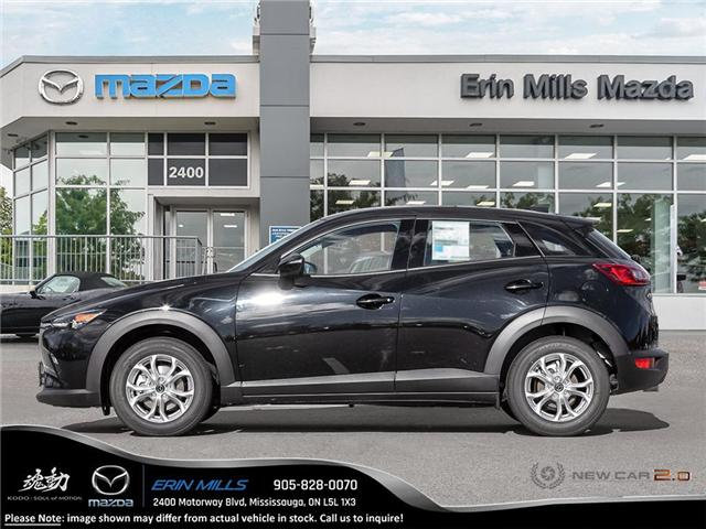 2019 Mazda CX-3 GS (Stk: 19-0258) in Mississauga - Image 3 of 24