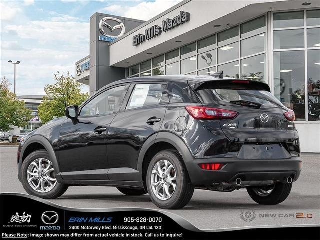 2019 Mazda CX-3 GS (Stk: 19-0258) in Mississauga - Image 4 of 24