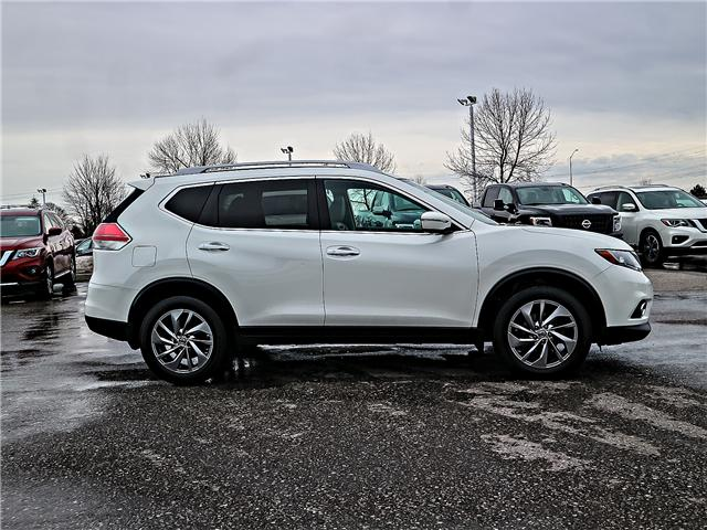 2015 Nissan Rogue SL (Stk: FC829140) in Bowmanville - Image 4 of 30
