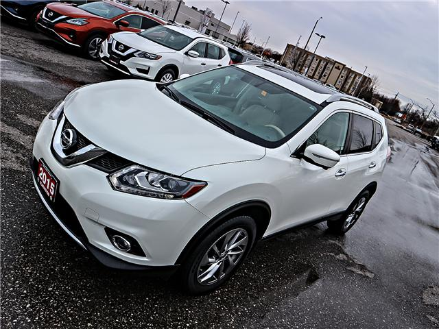 2015 Nissan Rogue SL (Stk: FC829140) in Bowmanville - Image 11 of 30