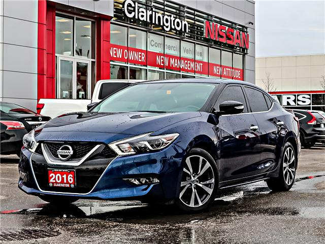 2016 Nissan Maxima SV (Stk: GC378145) in Bowmanville - Image 1 of 30