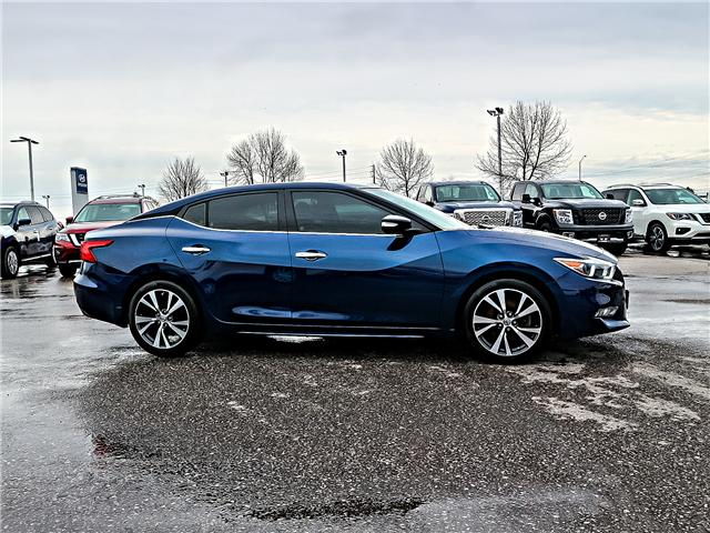 2016 Nissan Maxima SV (Stk: GC378145) in Bowmanville - Image 4 of 30