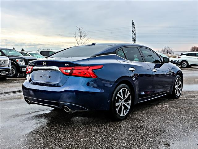 2016 Nissan Maxima SV (Stk: GC378145) in Bowmanville - Image 5 of 30