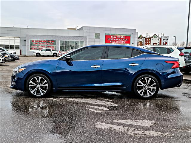 2016 Nissan Maxima SV (Stk: GC378145) in Bowmanville - Image 8 of 30