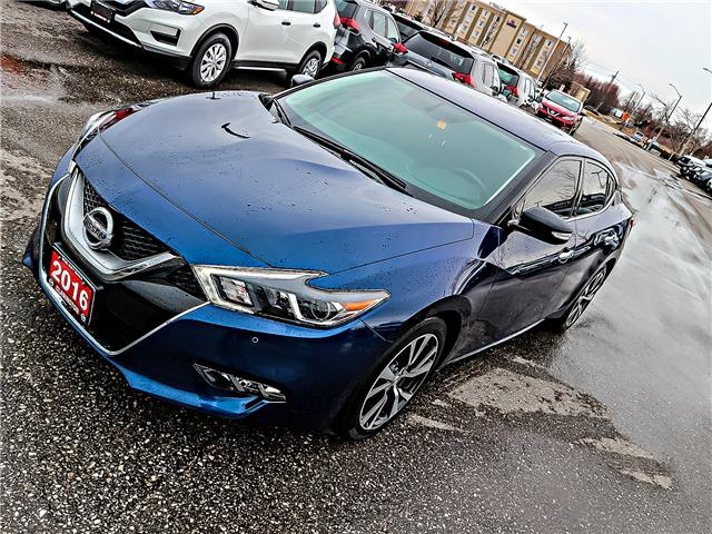 2016 Nissan Maxima SV (Stk: GC378145) in Bowmanville - Image 11 of 30