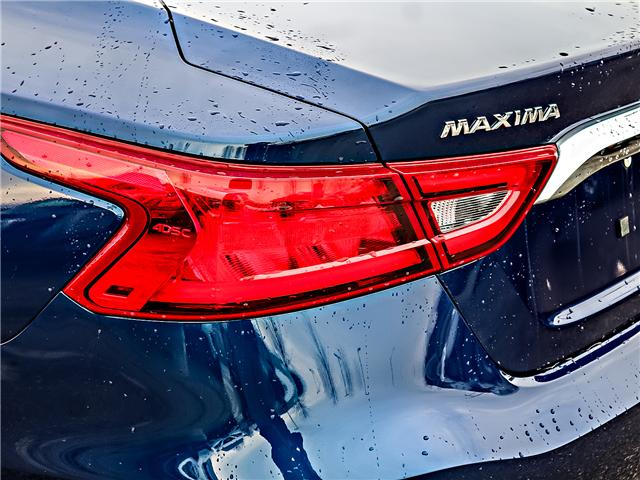 2016 Nissan Maxima SV (Stk: GC378145) in Bowmanville - Image 13 of 30