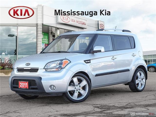 2011 Kia Soul 2.0L 4u (Stk: 5813P) in Mississauga - Image 1 of 29