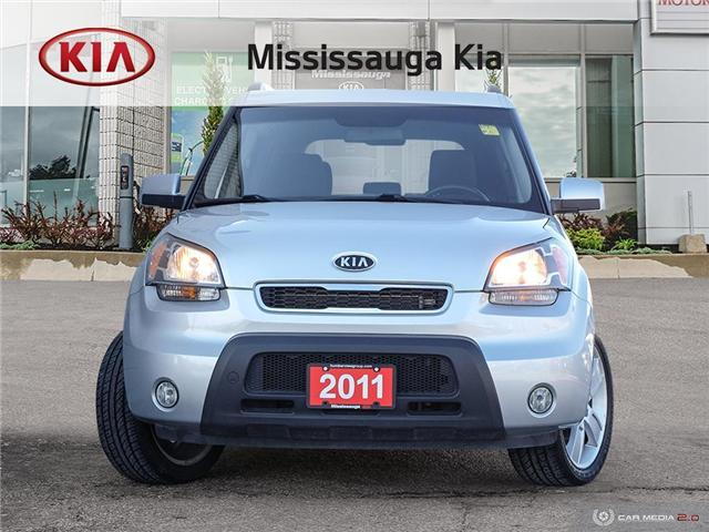 2011 Kia Soul 2.0L 4u (Stk: 5813P) in Mississauga - Image 2 of 29