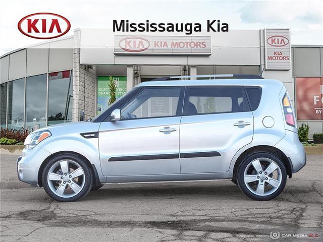 2011 Kia Soul 2.0L 4u (Stk: 5813P) in Mississauga - Image 3 of 29