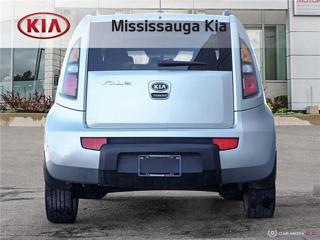 2011 Kia Soul 2.0L 4u (Stk: 5813P) in Mississauga - Image 5 of 29