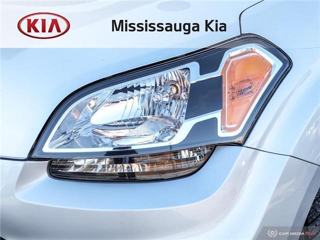 2011 Kia Soul 2.0L 4u (Stk: 5813P) in Mississauga - Image 10 of 29