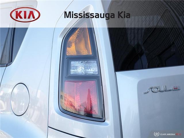 2011 Kia Soul 2.0L 4u (Stk: 5813P) in Mississauga - Image 12 of 29