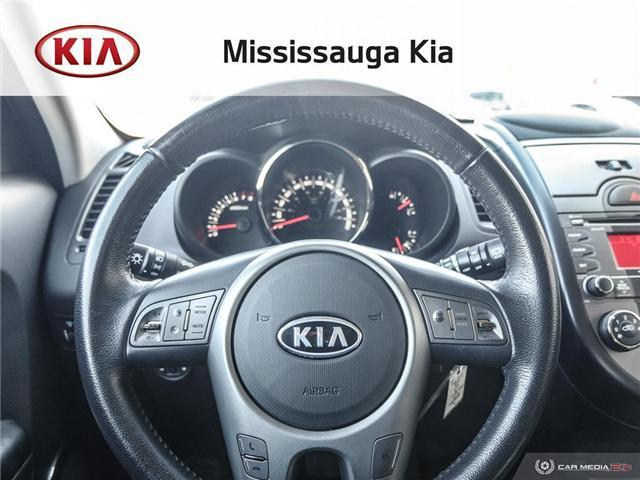 2011 Kia Soul 2.0L 4u (Stk: 5813P) in Mississauga - Image 14 of 29