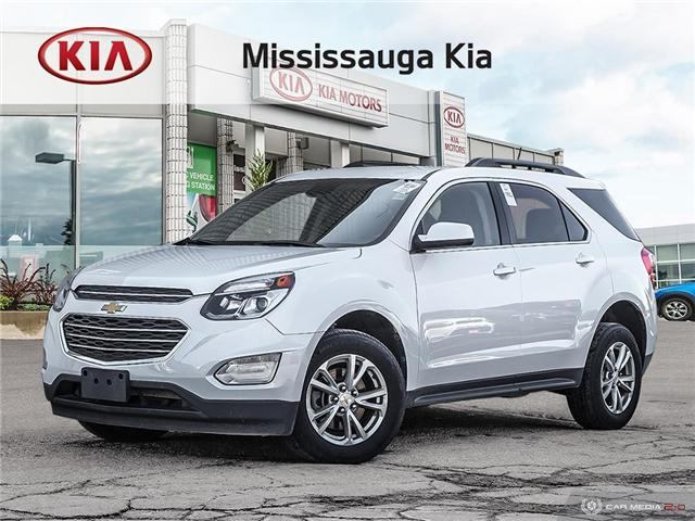 2017 Chevrolet Equinox LT (Stk: 2101P) in Mississauga - Image 1 of 28