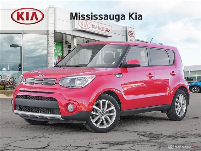 2018 Kia Soul EX (Stk: 964P) in Mississauga - Image 1 of 28