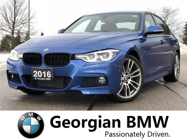 2016 BMW 328i xDrive (Stk: P1436) in Barrie - Image 2 of 21