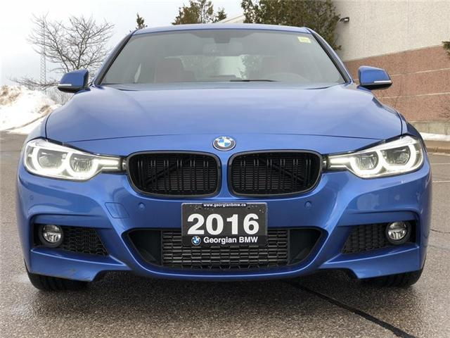 2016 BMW 328i xDrive (Stk: P1436) in Barrie - Image 4 of 21