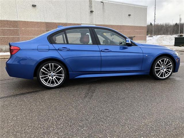2016 BMW 328i xDrive (Stk: P1436) in Barrie - Image 10 of 21