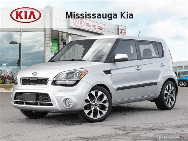 2013 Kia Soul 2.0L 4u Luxury (Stk: 3531P) in Mississauga - Image 1 of 30
