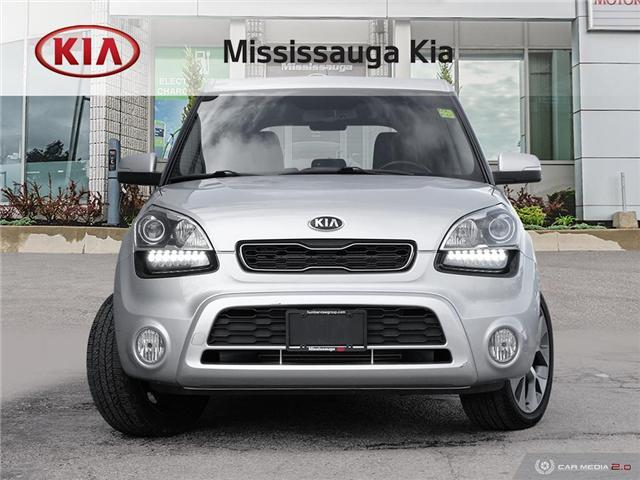 2013 Kia Soul 2.0L 4u Luxury (Stk: 3531P) in Mississauga - Image 2 of 30