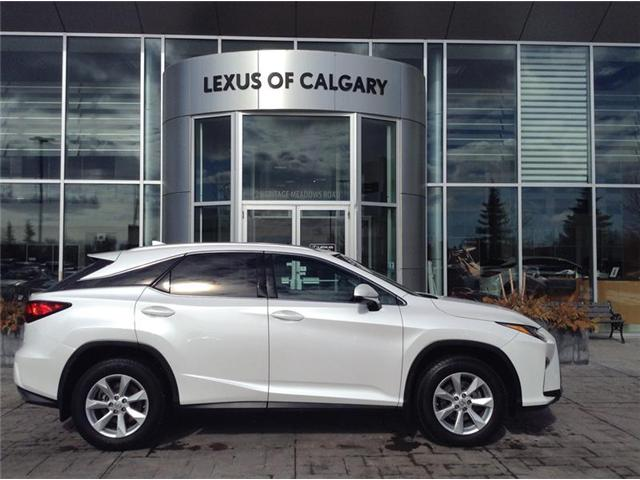 2016 Lexus RX 350 Base (Stk: 190181A) in Calgary - Image 2 of 13