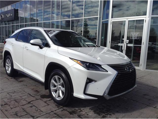 2016 Lexus RX 350 Base (Stk: 190181A) in Calgary - Image 1 of 13