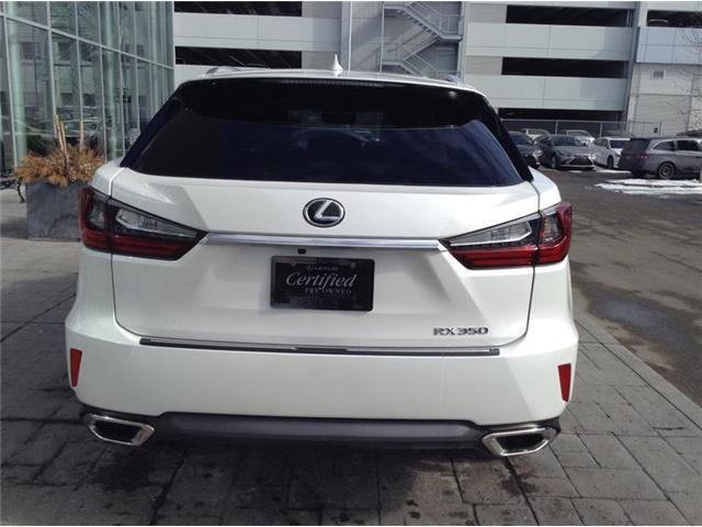 2016 Lexus RX 350 Base (Stk: 190181A) in Calgary - Image 6 of 13