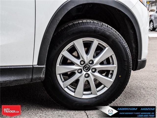 2016 Mazda CX-5 GS (Stk: P1855) in Markham - Image 7 of 30