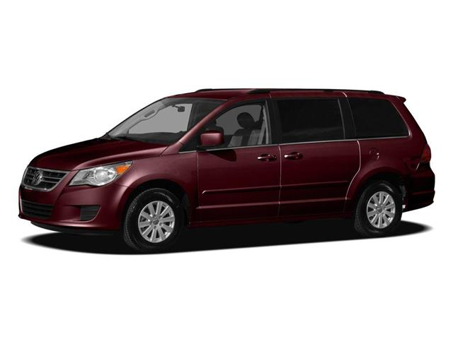 2010 Volkswagen Routan Execline (Stk: P1698A) in Whitchurch-Stouffville - Image 1 of 1