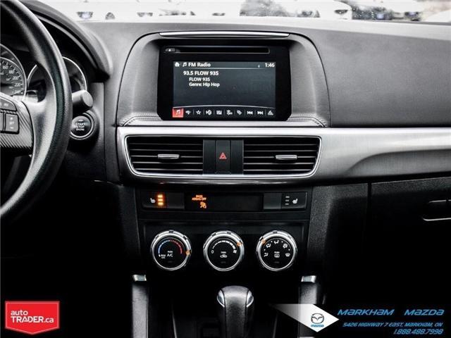 2016 Mazda CX-5 GS (Stk: P1855) in Markham - Image 16 of 30